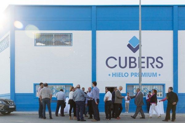 Inauguración Cubers Valencia - Fábrica