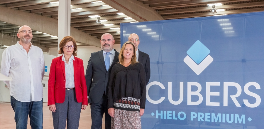 Inauguración Cubers Valencia.