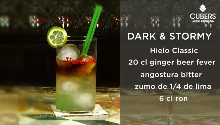 Dark and Stormy-Receta