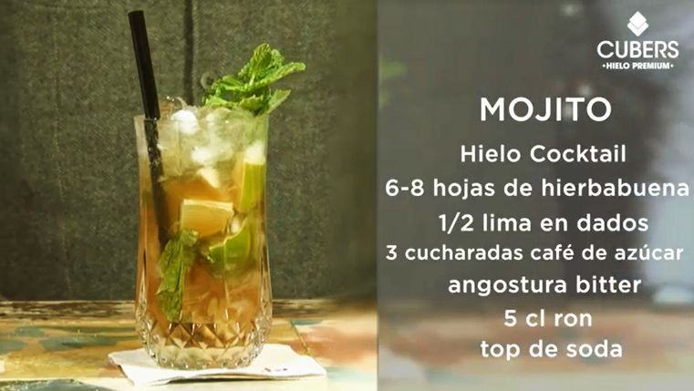 Mojito-Receta