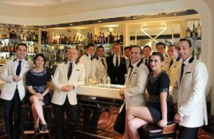 Amercan Bar en The Savoy Hotel - Londres