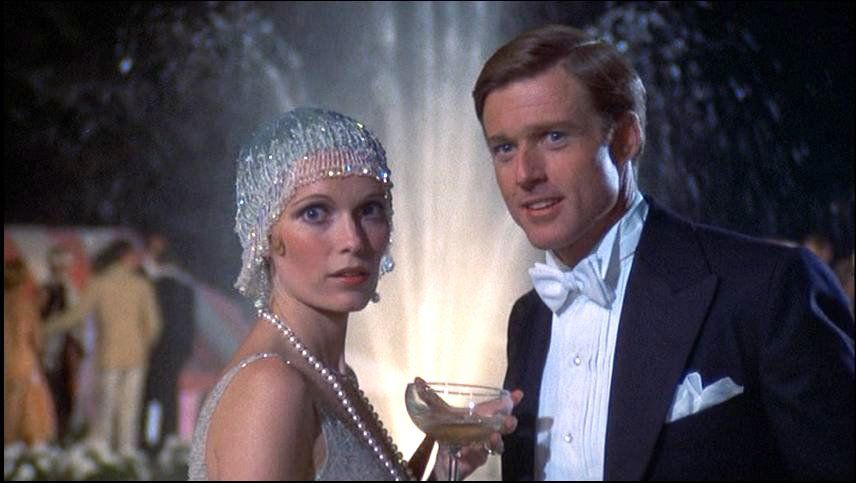 The Great Gatsby_Mia Farrow_Robert Redford