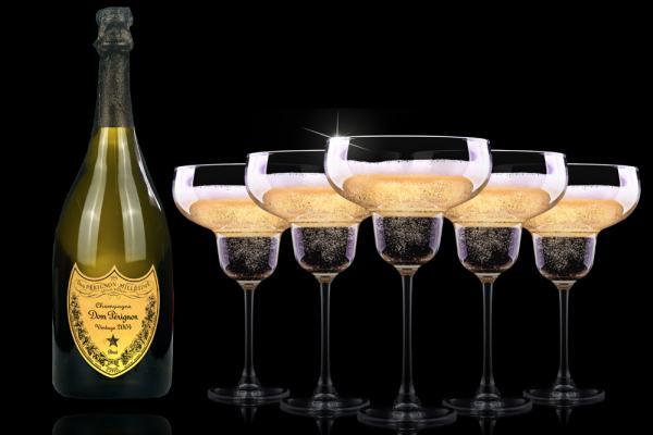 Cava y champán- Champán Dom-Perignon