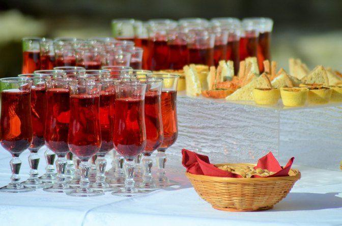 Vermut rojo y aperitivos italianos - Aperitivo