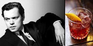 Orson Welles y el negroni