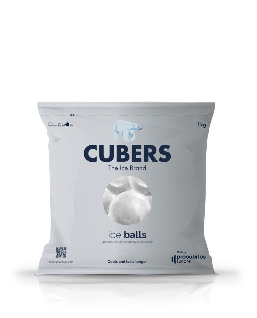 Hielos esféricos Ice Balls Cubers