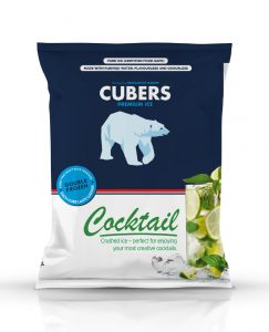 Cocktail Ice de Cubers Premium