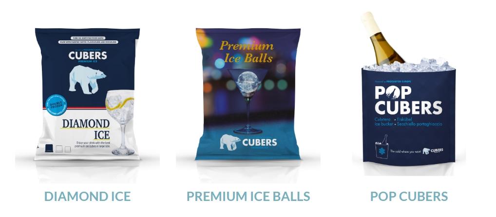 Cubers gama Premium