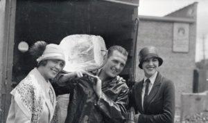 Harold Grange-iceman