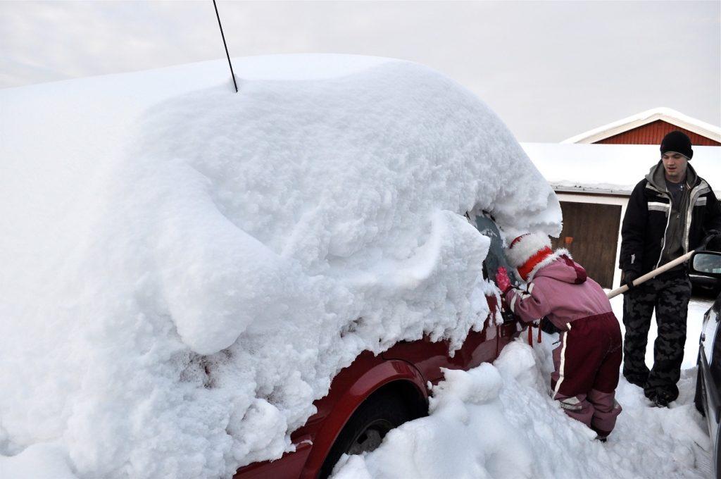 Recomendaciones de expertos en hielo Premium: cómo quitarlo si te ha afectado la borrasca Filomena