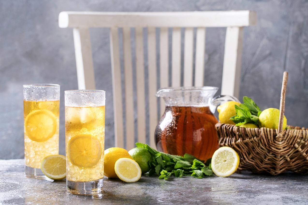 Los tés helados más deliciosos para primavera