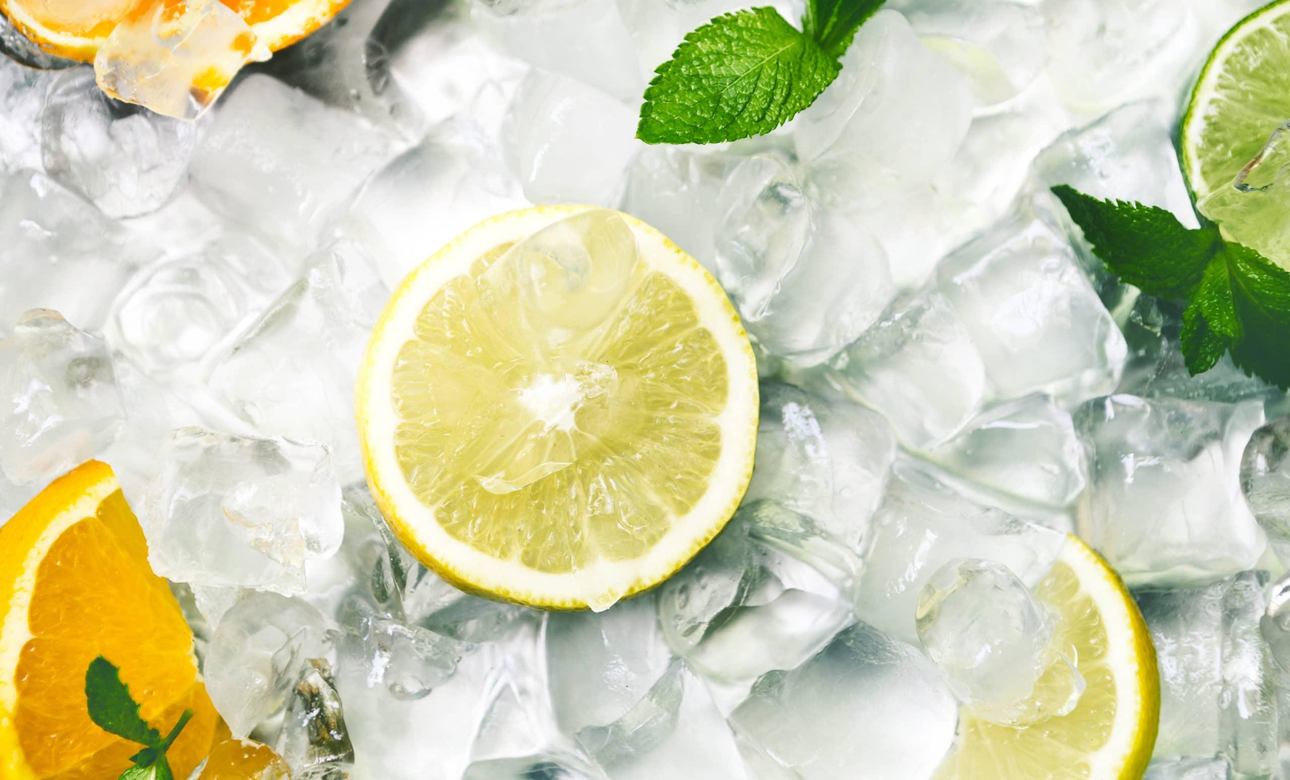 Nueve ideas para utilizar tu hielo premium: cócteles, cocina, usos que no esperabas…